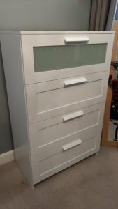 ikea bed cabinet