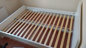 crib bed assembled in East Midlands